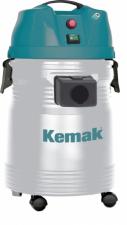 Профессиональный моющий пылесос КЕМАК KV 30 PLASTIC EX