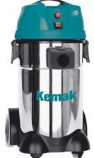 Профессиональный моющий пылесос КЕМАК KV 30 INOX EX