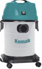 Профессиональный пылеводосос  КЕМАК KV 19 plastic (бак из пластика)