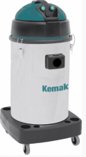 Профессиональный пылеводосос КЕМАК KV 692 plastic (2 турбины, бак из пластика, без аксессуаров)
