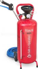 Пеногенератор Idrobase 24 л. Окрашенная сталь. Красный