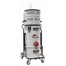 Промышленный пылесос Delfin Mistral MTL 202 DS ECO T