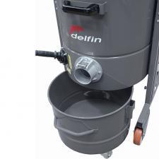 Промышленный пылесос Delfin DM 3 EL C 60 (DM 40 SGA)