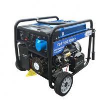 Бензогенератор TSS SGG 5000 EH (новая модель)