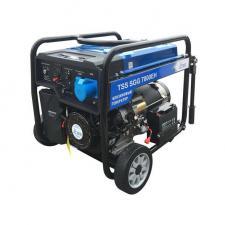 Бензогенератор TSS SGG 7000 EH (новая модель)