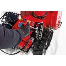 Бензиновый снегоуборщик Honda HSS655ET