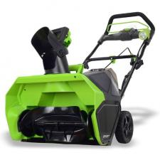 Аккумуляторный снегоуборщик Greenworks 40В 2600007