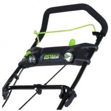 Аккумуляторный снегоуборщик Greenworks 80 В 2500707