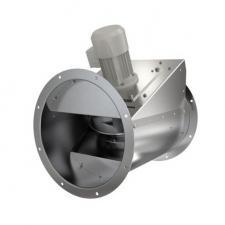 Центробежный вентилятор Systemair AxZent 400D2 IE3
