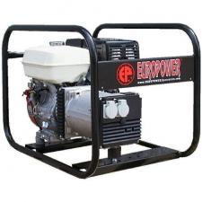 Бензиновый генератор EUROPOWER ЕР 4100