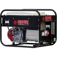 Бензиновый генератор EUROPOWER ЕР 6500 TLN