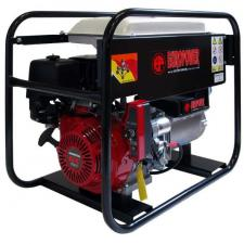 Бензиновый генератор EUROPOWER EP 7000 LЕ