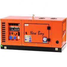 Дизельный генератор EUROPOWER EPS 123 DE серии NEW BOY