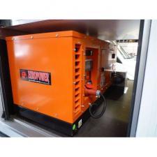 Дизельный генератор EUROPOWER EPS 133 TDE серии NEW BOY