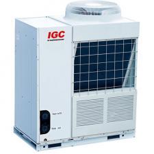 Модульный чиллер c воздушным охлаждением IGC IMCGL-F30A/NB
