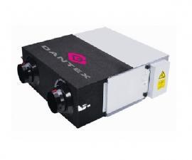 Приточно-вытяжная установка с рекуперацией Dantex DV-200HRE
