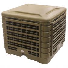 Охладитель-увлажнитель воздуха испарительный с нижней подачей SABIEL S180LID
