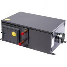 Приточная вентиляционная установка Minibox.W-650-1/13kW/G4 (автоматика Zentec)