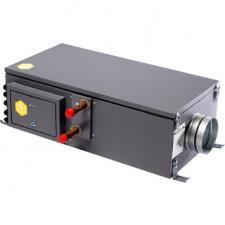 Приточная вентиляционная установка Minibox.W-1050-1/23kW/G4 (автоматика Zentec)
