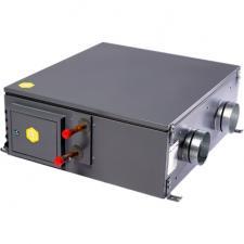 Приточная вентиляционная установка Minibox.W-1650-2/48kW/G4 (автоматика Zentec)