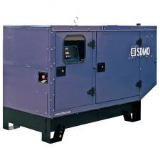 Стационарный дизельный генератор KOHLER-SDMO Montana J33 в шумозащитном кожухе