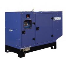 Стационарный дизельный генератор KOHLER-SDMO Montana J77K в шумозащитном кожухе