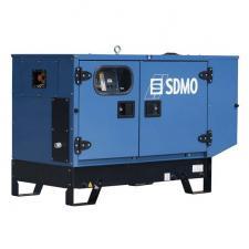 Стационарный дизельный генератор KOHLER-SDMO Adriatic K9 в шумозащитном кожухе