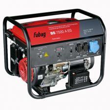 Бензогенератор Fubag BS 7500 A ES
