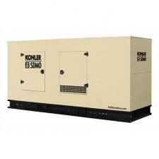 Стационарный газовый генератор KOHLER-SDMO Nevada GZ125 в шумозащитном кожухе