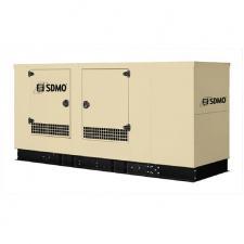 Стационарный газовый генератор KOHLER-SDMO Nevada GZ200 в шумозащитном кожухе