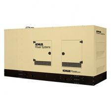 Стационарный газовый генератор KOHLER-SDMO Nevada GZ250 в шумозащитном кожухе