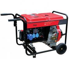 Дизельный генератор Fubag DS 5500A ES