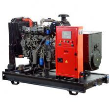 Стационарный дизельный генератор Fubag DS 100DA ES