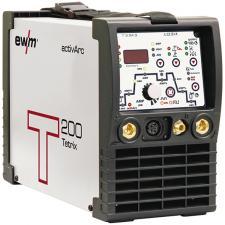 Сварочный аппарат EWM TETRIX 200 COMFORT PULS 8P TG