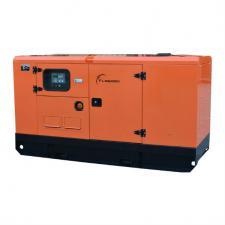 Дизельный генератор FLAGMAN АД100 в кожухе