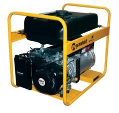 Бензиновый генератор grandvolt GVI 10000 M ES 35L