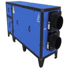 Приточно-вытяжная установка с рекуператором и тепловым насосом Airgy 1000 Eco Pro