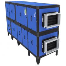 Приточно-вытяжная установка с рекуператором и тепловым насосом Airgy 2700 Eco RP