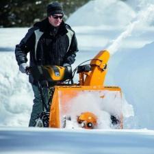 Бензиновый снегоуборщик Cub Cadet XS3 66 SWE