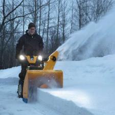 Бензиновый снегоуборщик Cub Cadet XS3 76 SWE