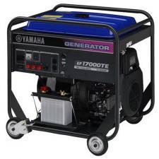 Бензиновый генератор YAMAHA EF 17000 TE