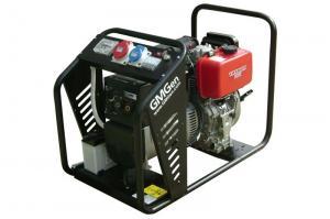 Дизельный сварочный генератор GMGen GMSD200YTE