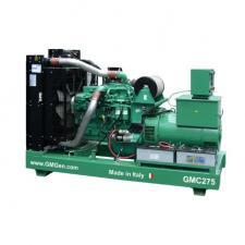 Дизельный генератор GMGen GMC275 (250000 Вт)