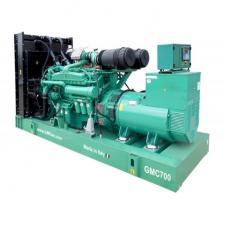 Дизельный генератор GMGen GMC700 (630000 Вт)