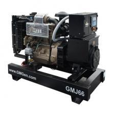 Дизельный генератор GMGen GMJ66 (60000 Вт)