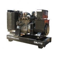 Дизельный генератор GMGen GMJ110 (100000 Вт)
