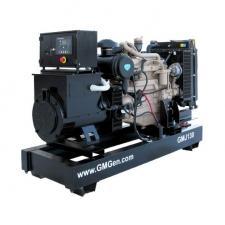Дизельный генератор GMGen GMJ130 (125000 Вт)