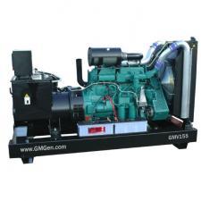 Дизельный генератор GMGen GMV155 (135000 Вт)