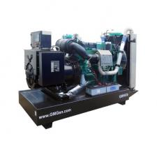 Дизельный генератор GMGen GMV630 (573000 Вт)
