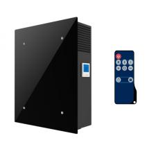 Приточно-вытяжная установка Blauberg FRESHBOX E-100 ERV black